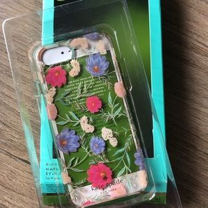Like new Kate Spade iPhone 8 case